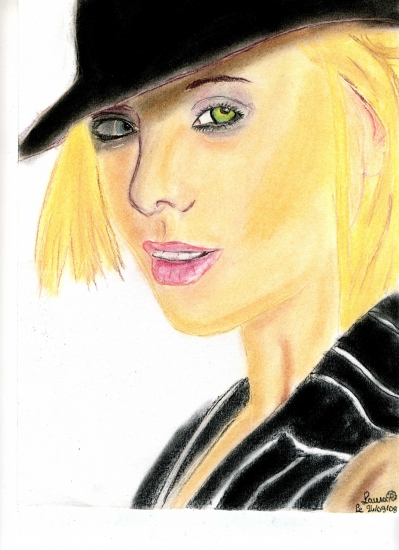 Charlize Theron by Laura1995